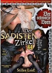 Der schwarze Dorn - Der Sadisten Zirkel 44