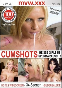 Cumshots - Heisse Girls im Spermarausch!