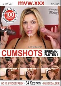 Cumshots - Spermafluten!