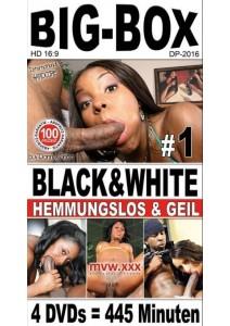 BOX Big-Box Black & White #01