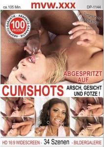 Cumshots - Abgespritzt auf Arsch, Gesicht & Fotze