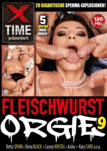 X TIME Fleischwurst Orgie 09