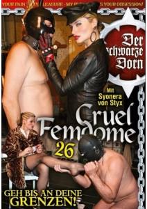 Der schwarze Dorn - Cruel Femdome 26