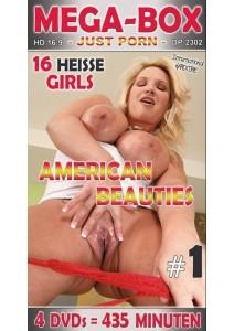 BOX Mega-Box American Beauties #1 (4 DVD)