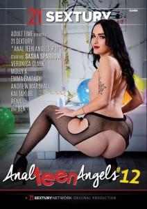 Anal Teen Angels #12