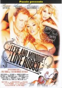 Superstar - ROCCO Siffredi: LEXIE & MONIQUE LOVE ROCCO (Slim-Case)
