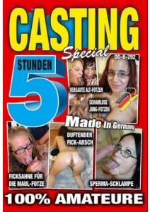 Casting Special - 5 Std.