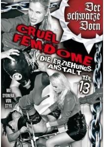 Der schwarze Dorn - Cruel Femdome 13