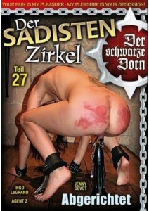 Der schwarze Dorn - Der Sadisten Zirkel 27