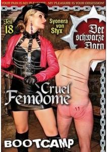Der schwarze Dorn - Cruel Femdome 18 - Bootcamp