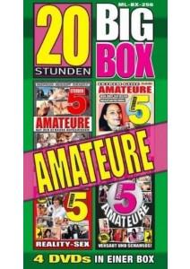 BOX Amateure (4 DVD)