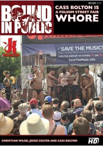 Cass Bolton is a Folsom Street Fair Whore