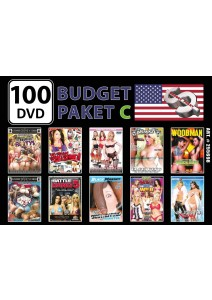 BUDGET PACK C USA (100 DVD's)