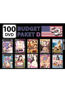 BUDGET PACK D USA (100 DVD's)