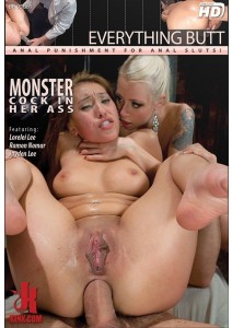 Monster Cock in Her Ass