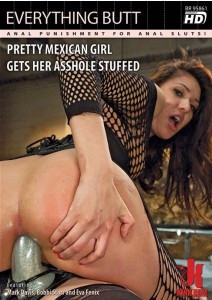 Pretty Mexican Girl Gets Her Asshole Stuffed