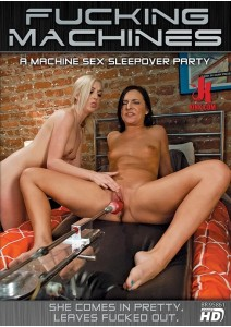 A Machine Sex Sleepover Party