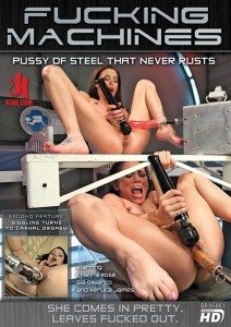 Pussy of Steel That Never Rusts