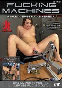 Athletic Babe Fucks Herself