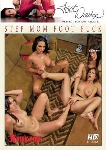 Step Mom Foot Fuck