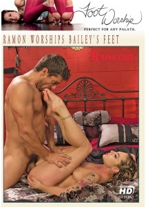 Ramon Worships Bailey's Feet