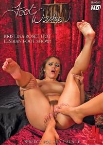 Kristina Rose's Hot Lesbian Foot Show!