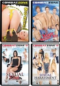 COMBAT ZONE TOPSELLERS 9-PACK