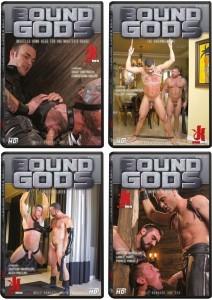 KINK.COM BOUND GODS 10-PACK