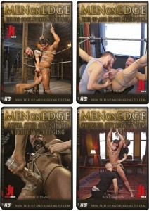 KINK.COM MEN ON EDGE 10-PACK