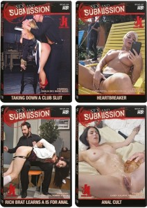 KINK.COM SEX AND SUBMISSION A 10-PACK