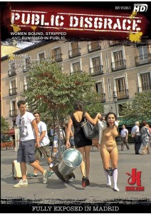 Fully Exposed in Madrid