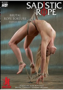Brutal Rope Torture
