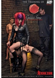 Goddess Soma Featured Lesbian Slave Trainer
