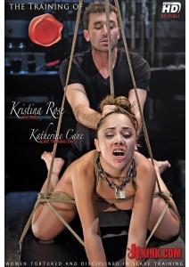 Kristina Rose - Day Two & Katherine Cane - Slave Training Da