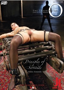 Principles of Servitude - Day Three and Four