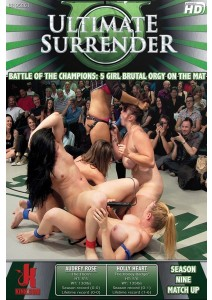 Battle of the Champions: 5 Girl Brutal Orgy on the Mat